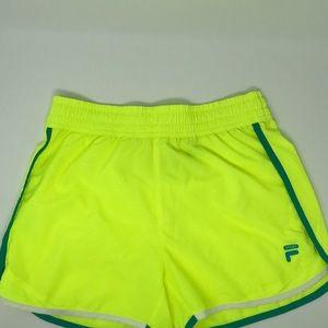 Fila Shorts - Neon FILA Shorts